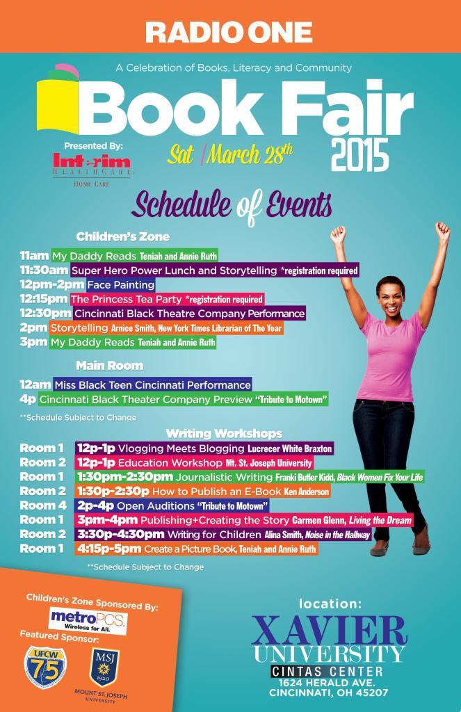 Radio One Bok Schedule