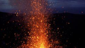 yasur volcano, tanna island, vanuatu.
