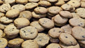 Chocolate chip cookies...