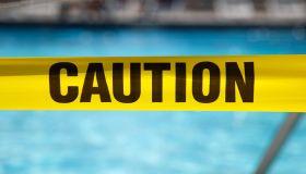Caution Tape Pool