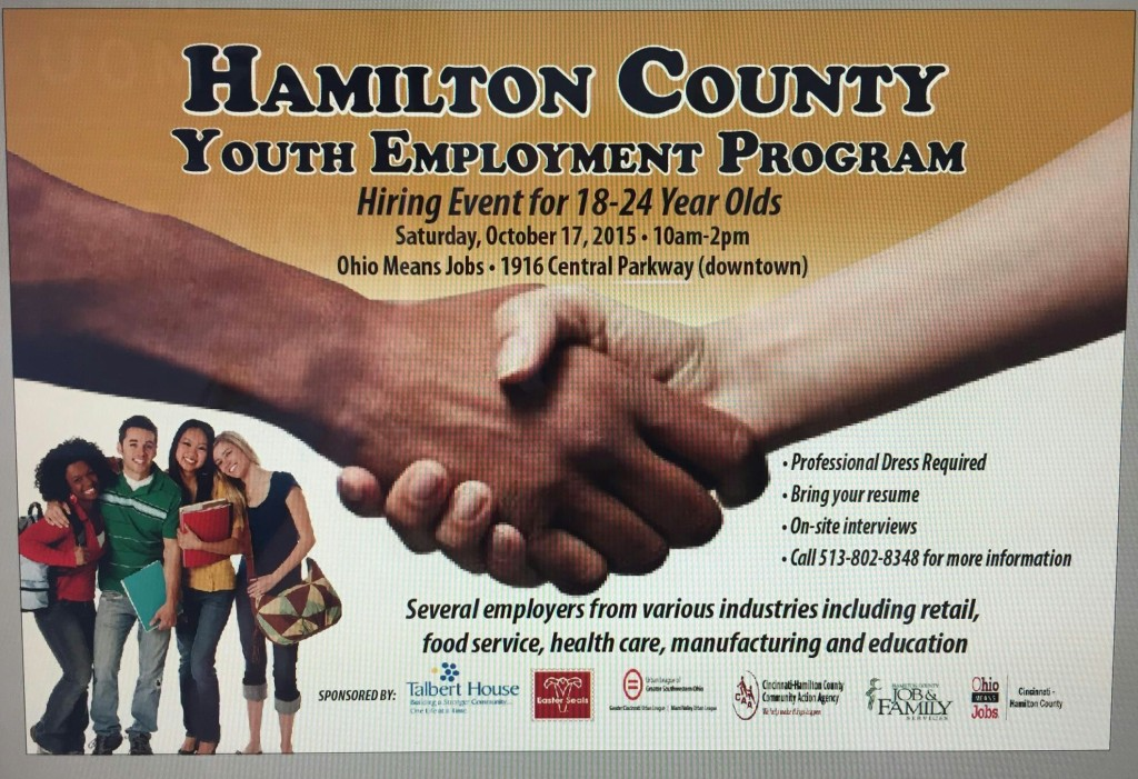 Ohio Means Jobs Hiring Event