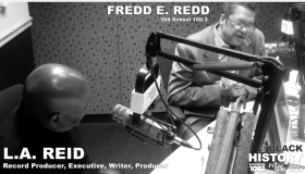 My Black History LA Reid