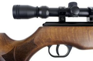 New Air Rifle Stock And Trigger Detail