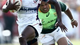 Emirates Dubai Rugby Sevens: HSBC World Rugby Sevens Series - Day Three