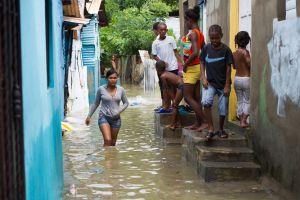 DOMINICAN REP-HURRICANE-MATTHEW-AFTERMATH