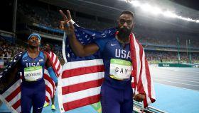 Athletics - Olympics: Day 14