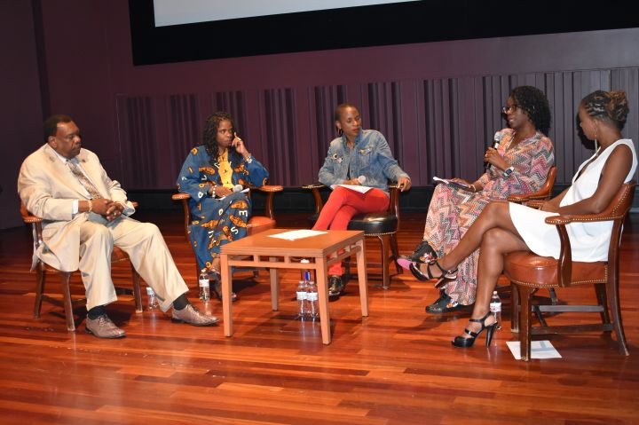Black In American: A Panel Discussion