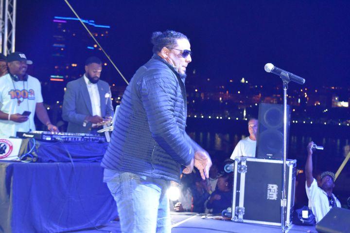 Al B Sure! at Rhythm on the River