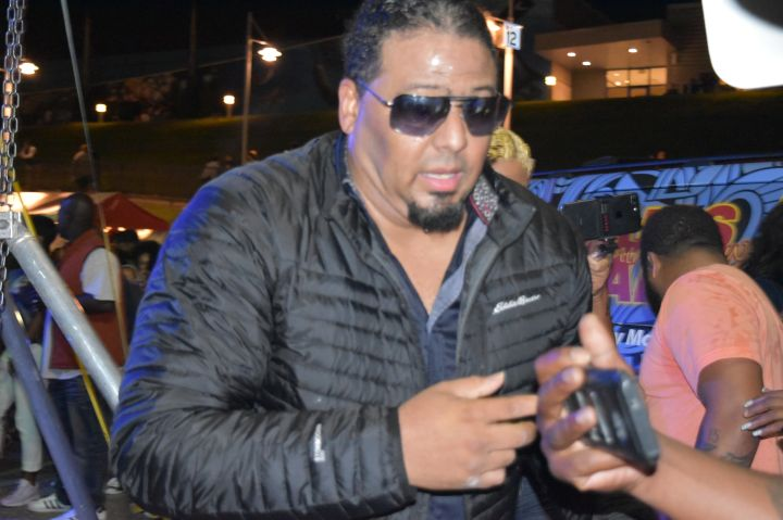 Al B Sure! at Rhythm on the River