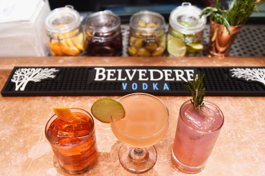 Christian Siriano NYFW 10th Anniversary Collection After Party With Belvedere Vodka