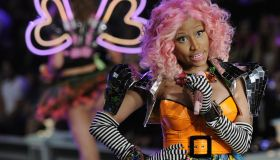 Nicki Minaj performs during the 2011 Vic