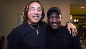 BET 'Walk Of Fame' Honors Smokey Robinson - Press Junket
