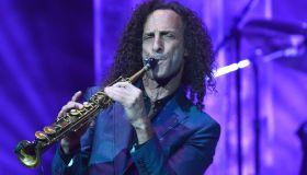 Kenny G Performs At Bridgewater Hall In Manchester