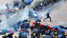 Hong Kong riots August 31st, 2019