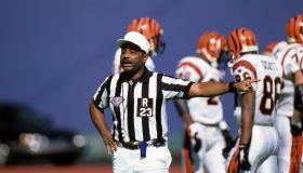 NFL Referee Johnny Grier