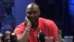 Lamar Odom Drink Champs
