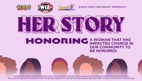 HerStory Cincinnati honoring Feature Image