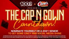 Local: Raising Canes Presents The Cap n Gown Countdown! Contest_RD Cincinnati_April 2021
