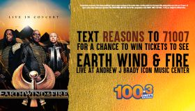 Earth Wind and Fire Contest WOSL WDBZ