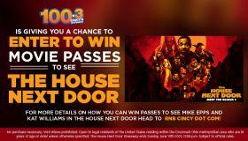 The House Next Door-Meet The Blacks Contest