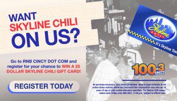 Skyline Chili On Us Contest_RD Cincinnati_June 2021