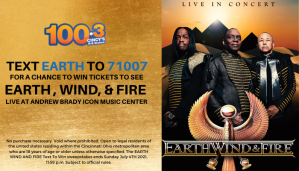 EARTH WIND AND FIRE Text To Win