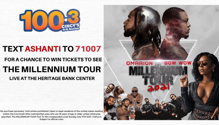 Millennium tour winning weekend wosl