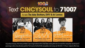Cincy Soul Fest Giveaway WOSL