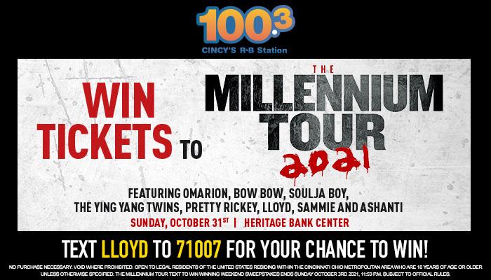 Millenium Tour