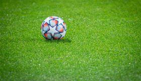 FC Midtjylland v Slavia Praha, CL Qualification, football