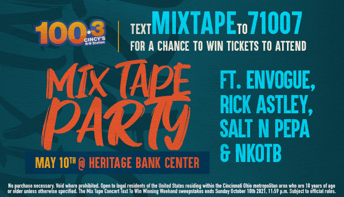 Mixtape Tour Contest Graphic WOSL